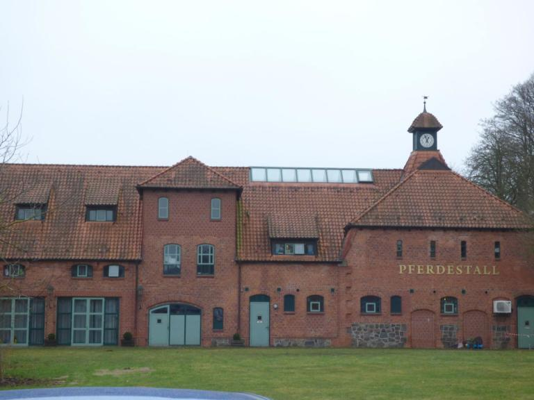 Ausstellungsort Pferdestall Ammersbek